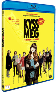 Kiss Me You Fucking Moron (2013) (Blu-Ray)